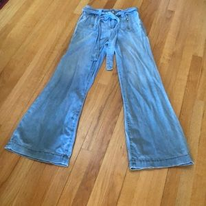 Anthropologie Pilcro size 28 high waisted jeans